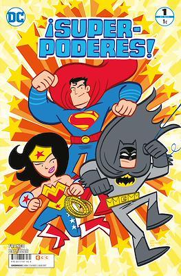 ¡Super-poderes! (Grapa) #1