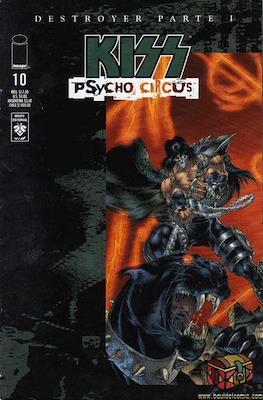Kiss - Psycho Circus (Grapa) #10