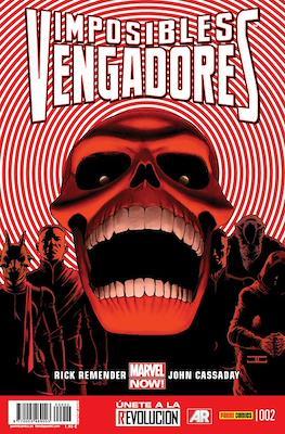 Imposibles Vengadores (2013-2018) (Grapa) #2