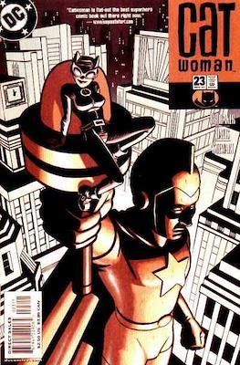 Catwoman Vol. 3 (2002-2008) (Comic Book) #23