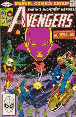 The Avengers Vol. 1 (1963-1996) (Grapa) #219