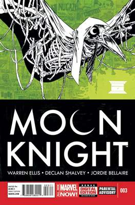 Moon Knight Vol. 5 (2014-2015) #3