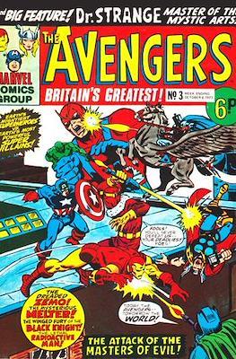 The Avengers (Comic Book) #3