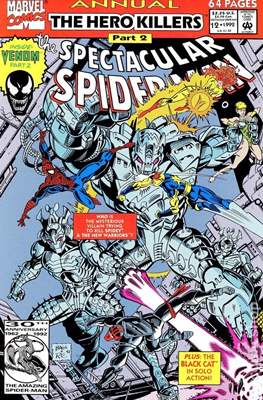 The Spectacular Spider-Man Vol 1 Annuals (Comic Book) #12