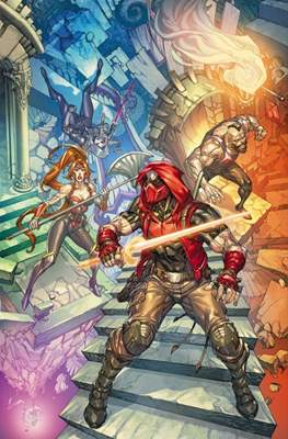 Red Hood and the Outlaws Vol. 2 (Comic Book) #47