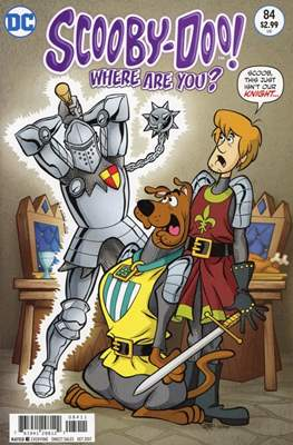 Scooby-Doo! Where Are You? (Comic Book) #84