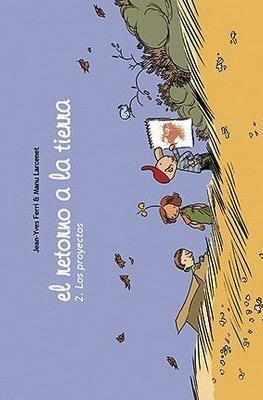 El retorno a la tierra (Cartone 96 pp) #2