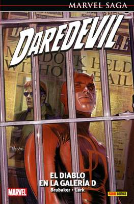 Marvel Saga: Daredevil (Cartoné) #15