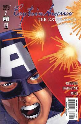Captain America Vol. 4 (Comic Book) #7