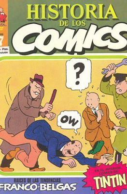 Historia de los Cómics (Grapa 32 pp) #17