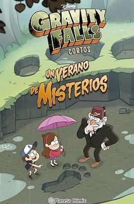 Gravity Falls cortos. Un verano de misterios (Rústica 216 pp)