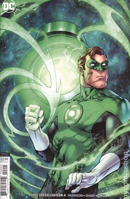 The Green Lantern Vol. 6 (2018-... Variant Cover) (Comic Book) #4