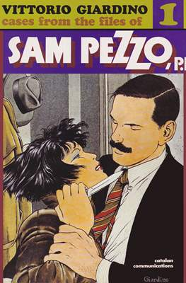 Cases from the Files of Sam Pezzo P.I.