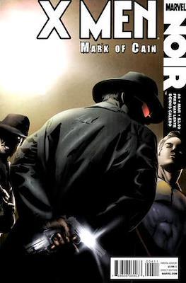 X Men Noir: Mark of Cain #4