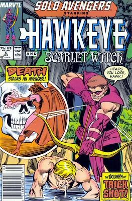 Solo Avengers / Avengers Spotlight (Comic book) #5