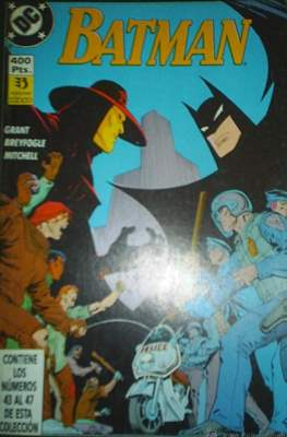 Batman Vol. 2 (Retapado) #9