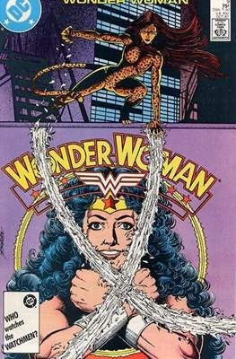 Wonder Woman Vol. 2 (1987-2006) (Comic Book) #9