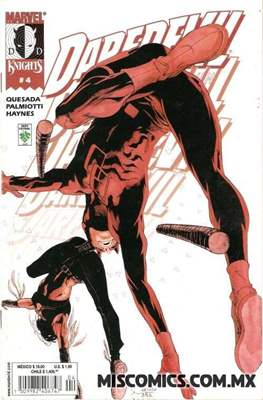Daredevil. Destructor del Crimen (Grapa) #4