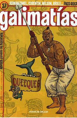 Galimatías (Rústica. 16 pp) #37