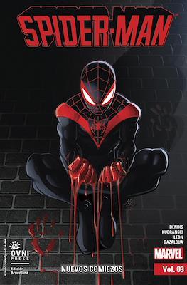 Spider-Man: Miles Morales (Rústica) #3