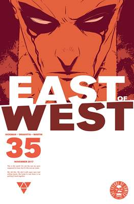 East of West (Comic-book) #35