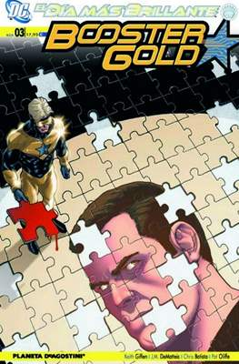 Booster Gold (2010-2012) #3