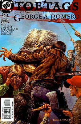 Toe Tags Featuring George A. Romero (Comic Book 24 pp) #4