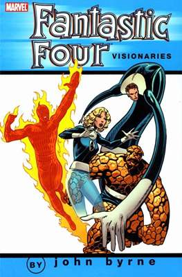 Fantastic Four Visionaries: John Byrne (Softcover) #3