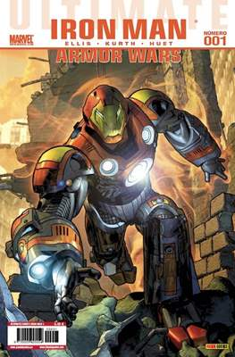 Ultimate Comics. Iron Man: Armor Wars (Grapa 48 pp) #1