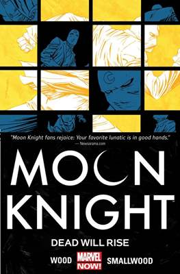 Moon Knight Vol. 5 (2014-2015) (Softcover) #2