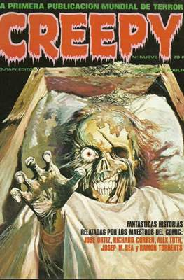 Creepy (Grapa, 1979) #9