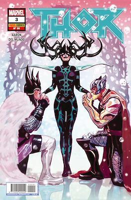 Thor / El Poderoso Thor / Thor - Dios del Trueno / Thor - Diosa del Trueno / El Indigno Thor (2011-) (Grapa) #91/3