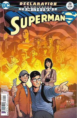 Superman Vol. 4 (2016-2018) #28