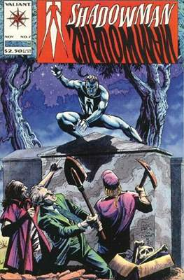 Shadowman Vol.1 (1992-1995) #7