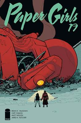 Paper Girls (Grapa 32 pp) #19