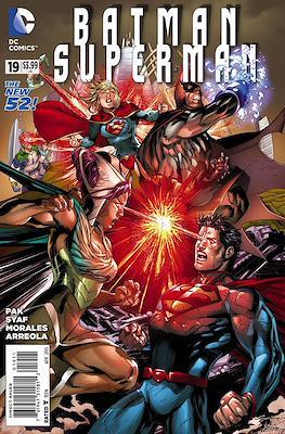 Batman / Superman (2013-2016) (Comic Book) #19