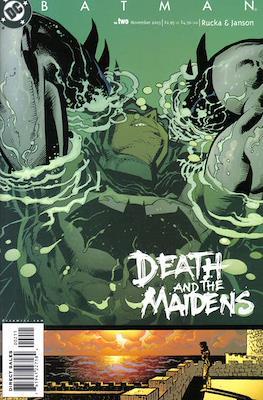 Batman: Death and the Maidens (Cómic grapa) #2