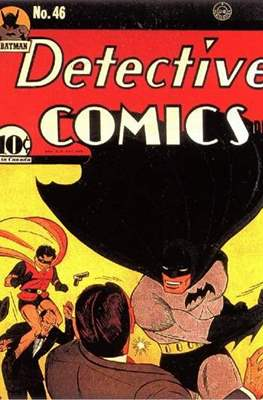 Detective Comics Vol. 1 (1937-2011; 2016-) (Comic Book) #46
