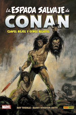 Biblioteca Conan. La Espada Salvaje de Conan (Cartoné 208-240 pp) #1