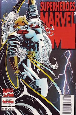 Superhéroes Marvel (1994-1995) #20