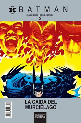 Batman. La caída del murciélago (Rústica) #2