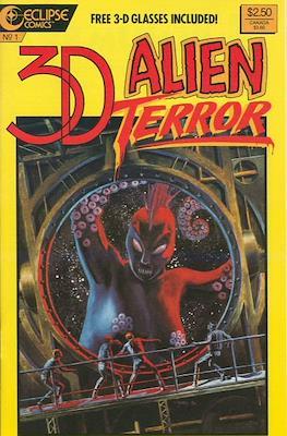 3-D Alien Terror