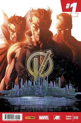 Los Nuevos Vengadores Vol. 2 (2011-2017) (Grapa 32 pp) #40
