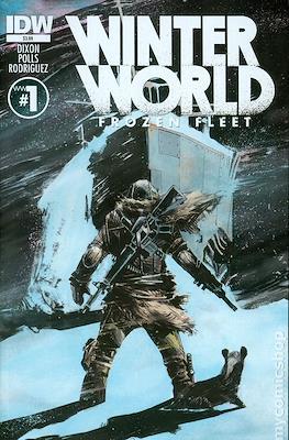 Winterworld Frozen Fleet