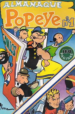Almanaque Popeye