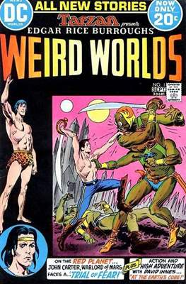 Weird Worlds Vol.1 (1972-1974) (Grapa, 36 págs.) #1