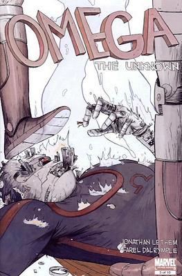 Omega The Unknown Vol. 2 (comic book) #3