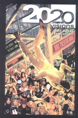 2020 Visions (2004-2005) (Rústica) #1