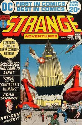 Strange Adventures (Comic Book) #237