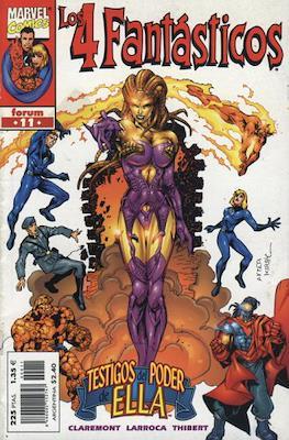 Los 4 Fantásticos Vol. 3 (1998-2001). Heroes Return (Grapa 24-48 pp) #11